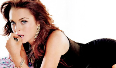 Lindsay Lohan offered work at strip club