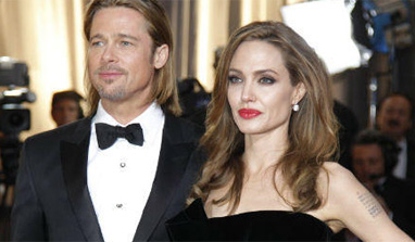 Brangelina's wedding to be `all about family`