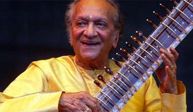 Pandit Ravi Shankar remembered in California home city