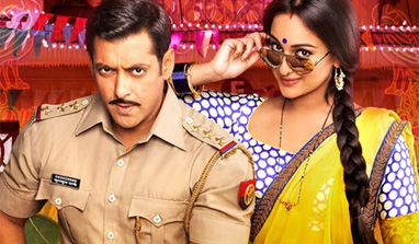 `Dabangg 2` beats `Dabangg` opening day record; collects over 20 crore