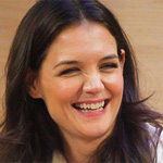 I forgot my lines on the stage: Katie Holmes
