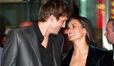 Demi Moore wants big chunk of divorce money from Kutcher