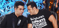 Salman Khan-Karan Johar; New friends in Tinsel Town?