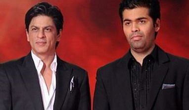 Shah Rukh Khan not a part of Karan Johar's short film?