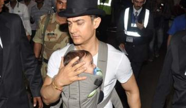 Kiran is a hands-on mother, says Aamir Khan