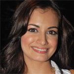 Dia Mirza wants road journey across India