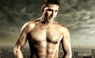Akshay Kumar to lose weight for `Thuppakki` remake