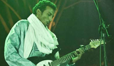 Niger musician Bombino wants to expose his culture worldwide