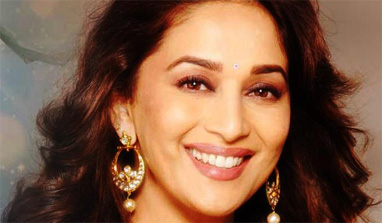 I kept away from industry`s politics: Madhuri Dixit