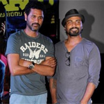 Remo, Prabhudheva set for face-off!
