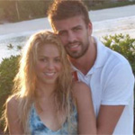 Shakira`s boyfriend shares ultrasound photo online