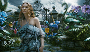 Disney plans `Alice in Wonderland` sequel?