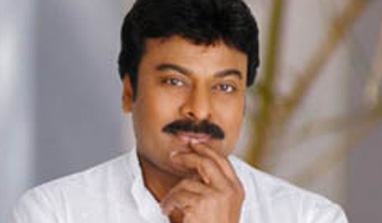 Chiranjeevi on the sets of Priyanka Chopra-Ram Charan starrer 'Zanjeer' remake