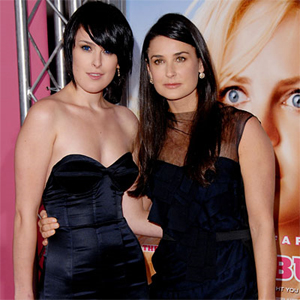 Demi Moore on the road to recovery, says daughter