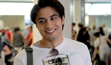 I haven`t romanced this much ever: Ali Zafar on LPNY
