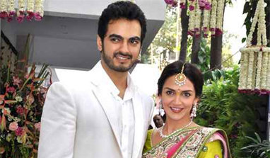 Monsoon wedding for Esha and Bharat | Corporate Press