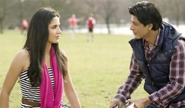 katrina srk 382 - SRK-Katrina in Farah Khan's next?
