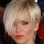 Sarah Harding wants perfect body