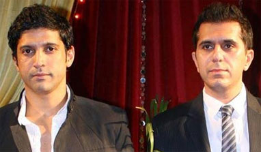 Farhan-Ritesh to make a foray into television