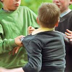Bullied children `more prone to self harm`