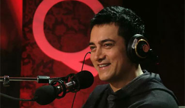 Aamir Khan to launch music album for TV show 'Satyamev Jayate'