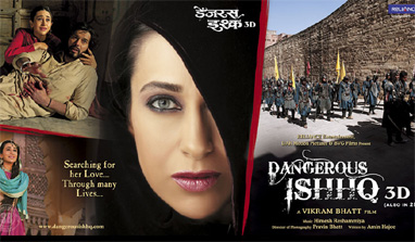 DANGEROUS ISHHQ movie review: Karisma Kapoor is good ...