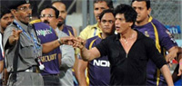 Wankhede brawl: SRK charged, defends himself