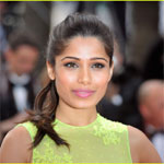 Freida Pinto doesn`t fear fashion police