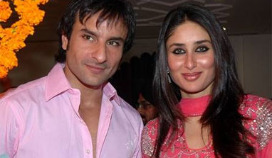 Wedding bells for Saif and Kareena in October