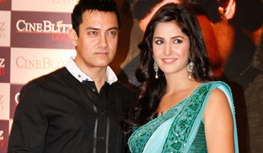 Looking forward to working with Katrina: Aamir Khan