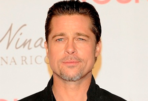 Brad Pitt to model for women`s perfume