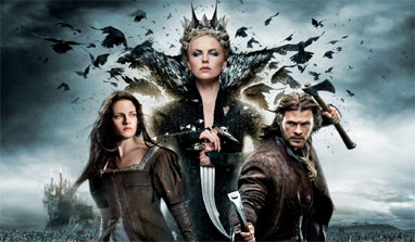 Review: 'Snow White and The Huntsman' is a bland offering!