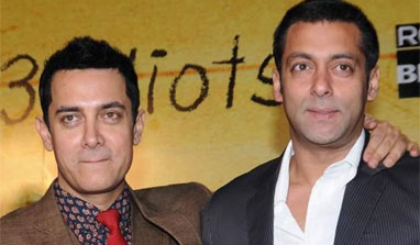 Buddy Salman Khan tweets about 'Teelu' Aamir Khan