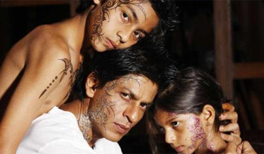 A.R Rahman`s son floors father with love