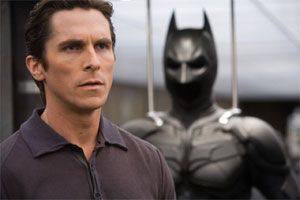 Christian Bale reveals Batman costume woes   