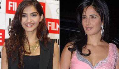Sonam Kapoor calls Katrina Kaif shameless!