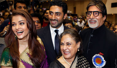 Aaradhaya looks like a bit of Ash and a bit of Abhishek: Jaya Bachchan