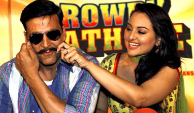 'Rowdy Rathore' among Top 5 biggest grosser