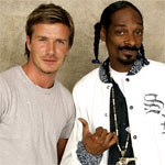 Snoop calls Beckham a passionate father