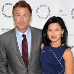 Alec Baldwin marries yoga instructor Hilaria Thomas   	 