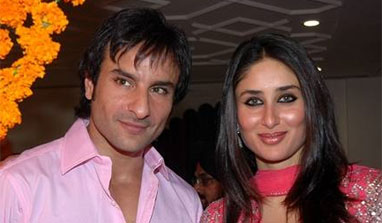 Saif Ali Khan and Kareena Kapoor not getting married on October 16?