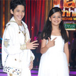 Darsheel reminds `Jhalak...` judges of their `pehla nasha`
