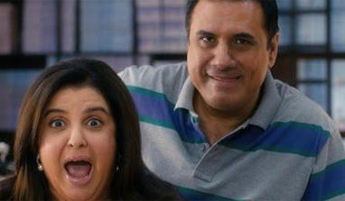 I am a better dancer than Farah Khan: Boman Irani
