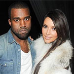 Kanye West surprises Kim Kardashian with racks of designer clothes