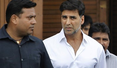 My father-in-law has gone to a very nice and heavenly place: Akshay Kumar