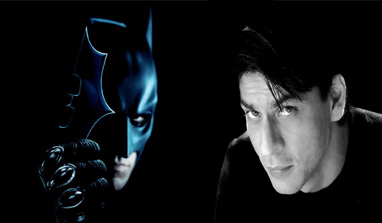 Shah Rukh Khan gaga over 'Dark Knight' Batman