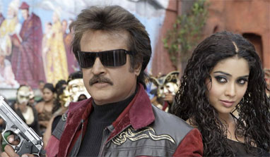 Rajinikanth's 'Sivaji –The Boss' to be out in a 3D format!