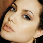 Features of Cheryl Cole, Angelina Jolie and Kate Moss together make the perfect face