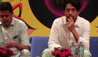 OSIAN's Cinefan Film Fest: Irrfan and Tigmanshu Dhulia speak on 'Paan Singh Tomar'