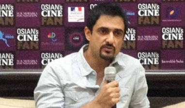 OSIAN's Cinefan Film Festival: Sanjay Suri speaks on 'As The River Flows'